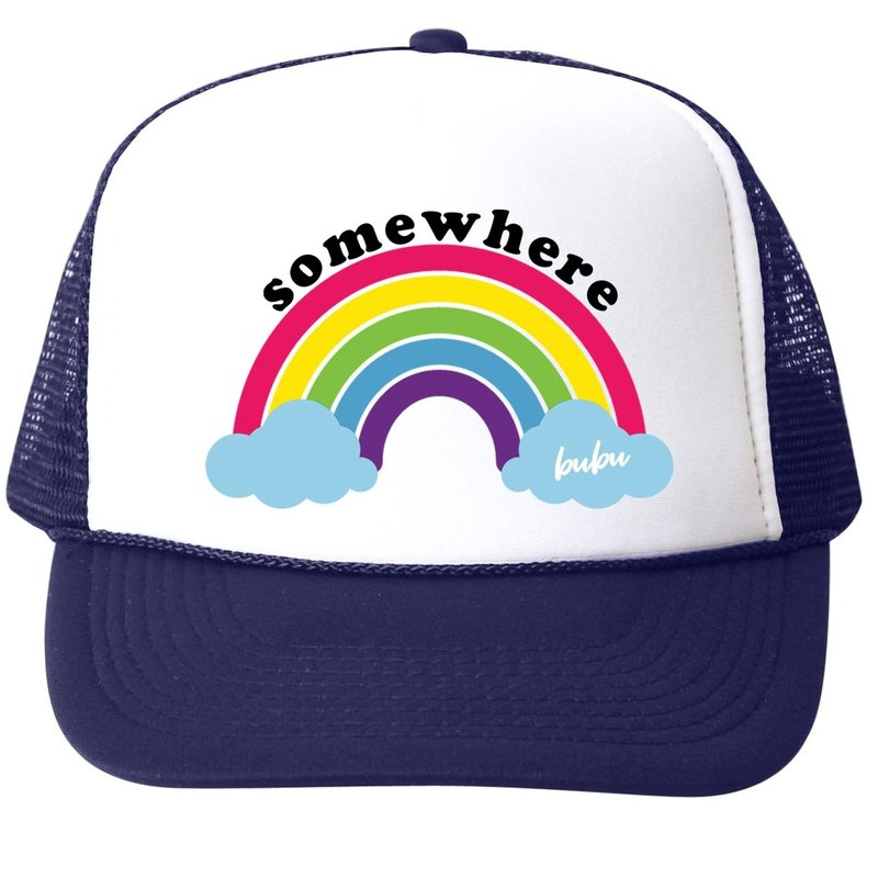Bubu Somewhere Over Hat