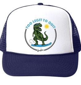 Bubu Too Legit To Quit Hat