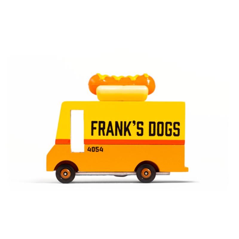 Candylab Toys Candylab Toys Hot Dog Van