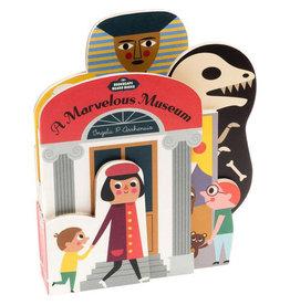 Chronicle Books Bookscape Board Books: Marvelous Museum