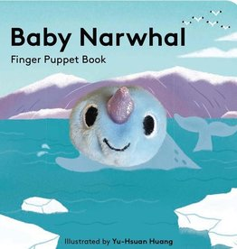 Chronicle Books Baby Narwhal: Finger Puppet
