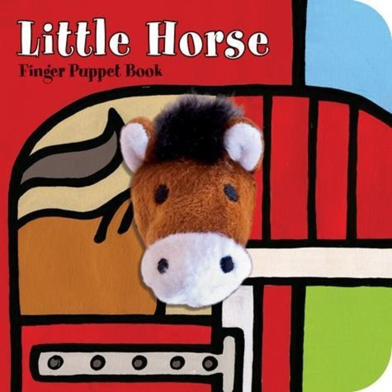 Chronicle Books Little Horse: Puppet Book