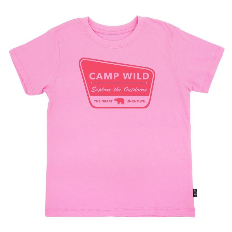 Feather 4 Arrow Feather 4 Arrow Camp Wild Vintage Tee