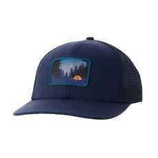 Ambler Ambler Venture Trucker Hat - Navy Camping