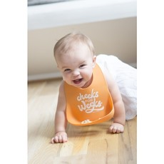 Bella Tunno Bella Tunno Wonder Bibs - Cheeks for Weeks