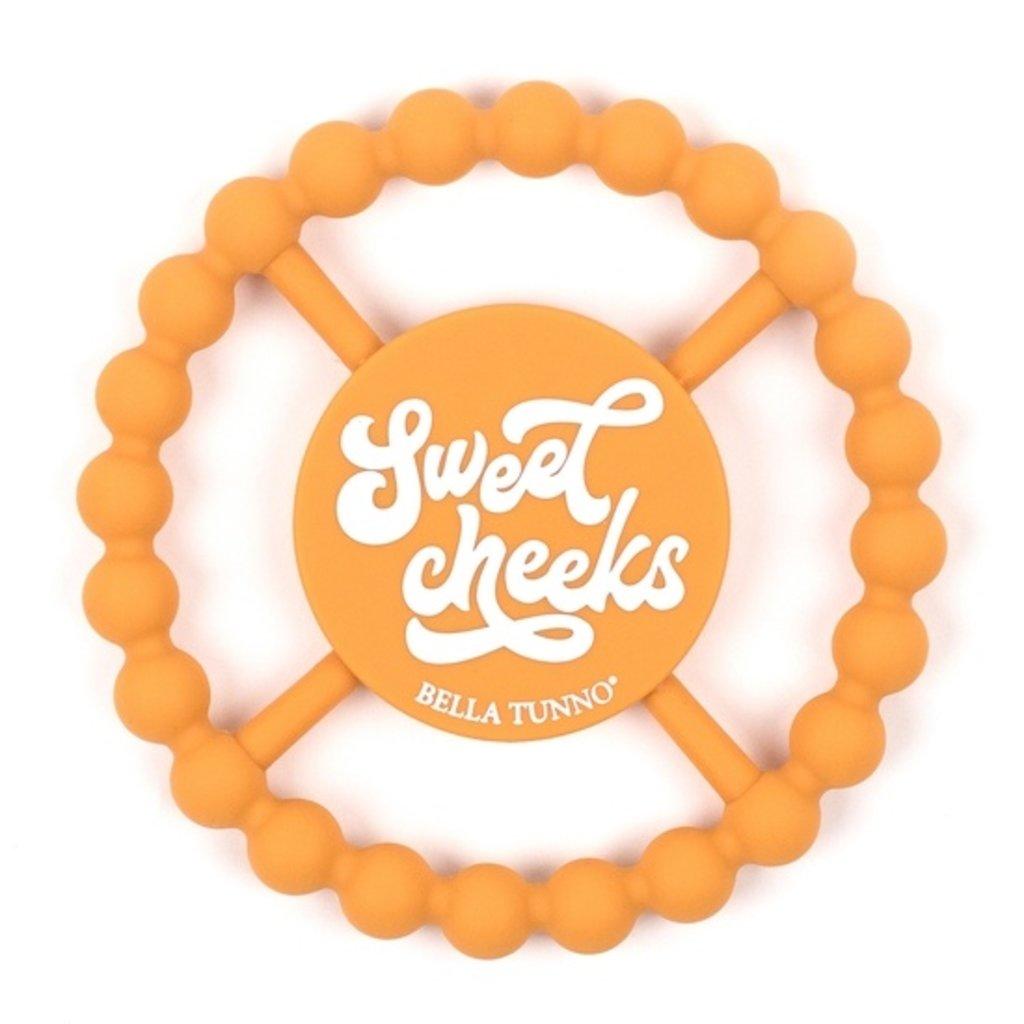 Bella Tunno Bell Tunno Teether - Sweet Cheeks
