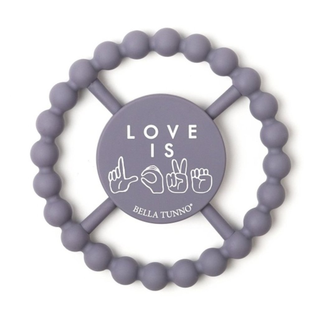 Bella Tunno Bella Tunno Teether - Love is Love
