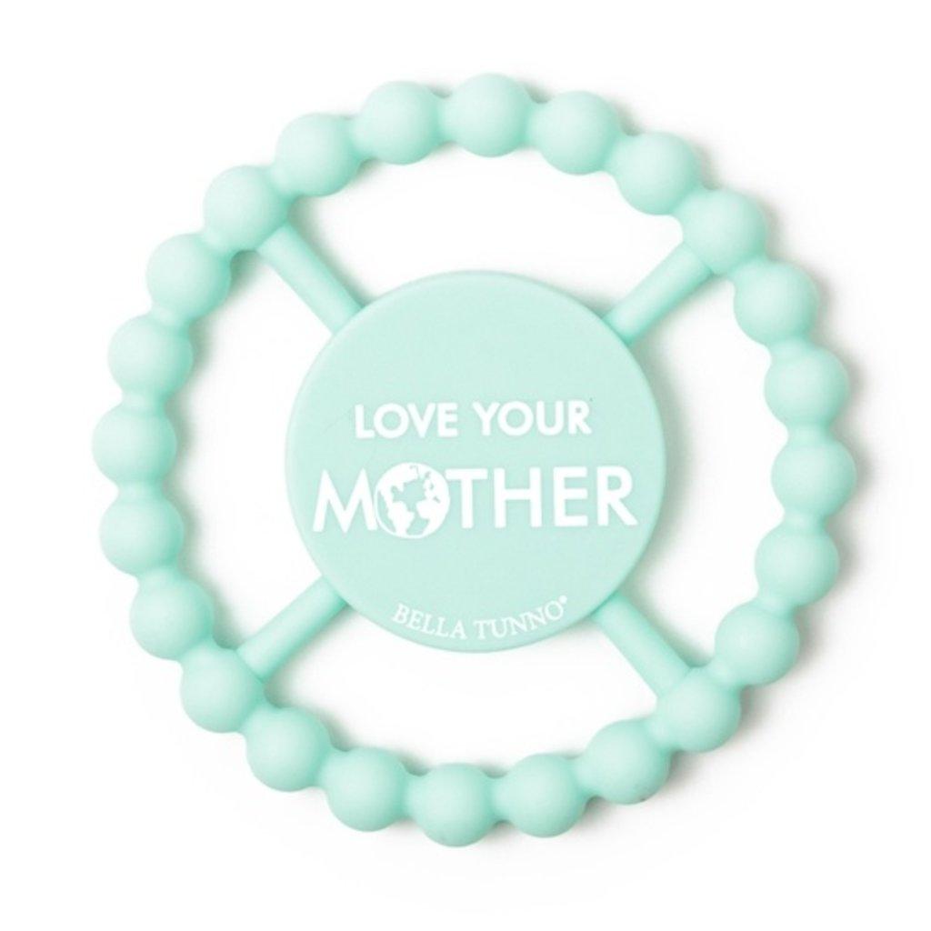 Bella Tunno Bella Tunno Teether - Love your Mother