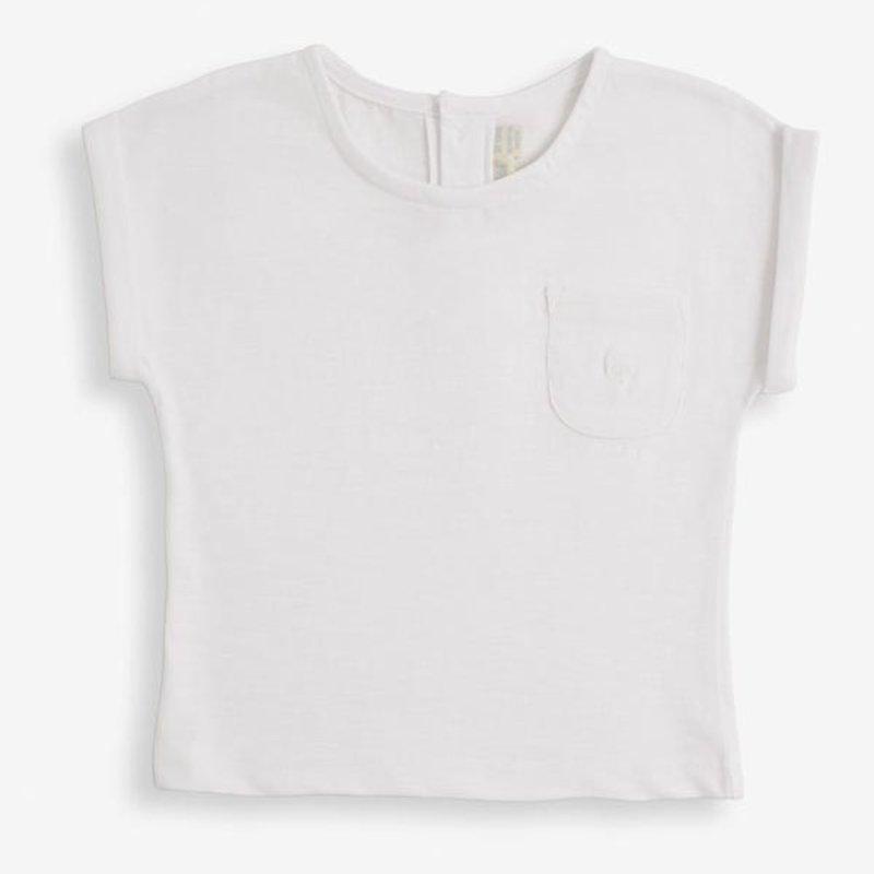 JoJo Maman Bebe JoJo Maman Slub Jersey T-Shirt