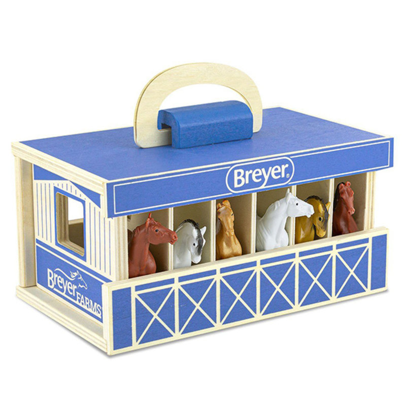Breyer Stable Playset