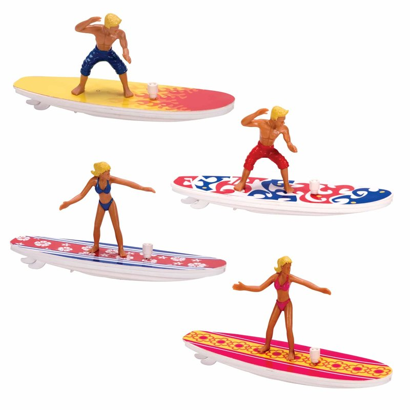 Schylling WIND UP SURFER