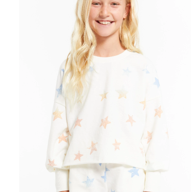 Z Supply Z Supply Kira Star Sweatshirt