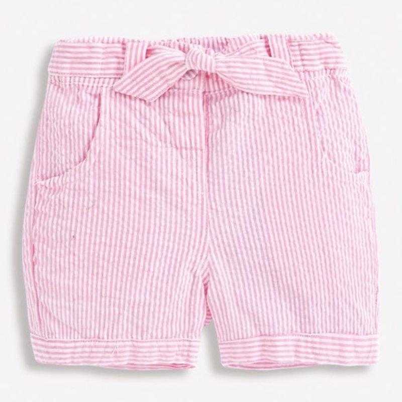 JoJo Maman Bebe JoJo Maman Toddler Pretty Seersucker Shorts