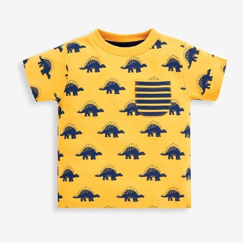 JoJo Maman Bebe JoJo Maman Stegosaurus T-Shirt