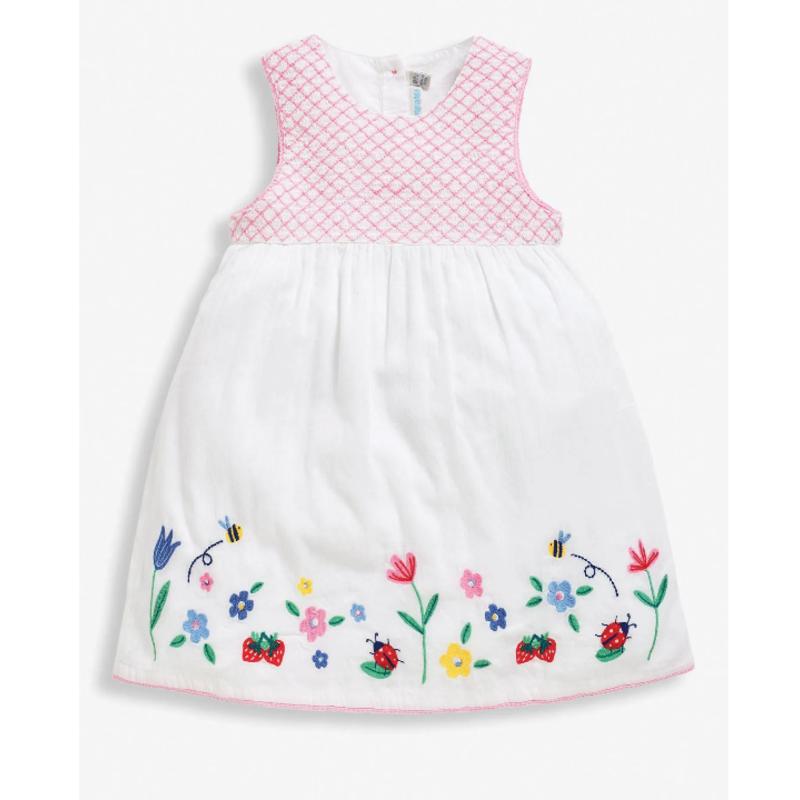 JoJo Maman Bebe JoJo Maman Baby Dress w/ Knickers