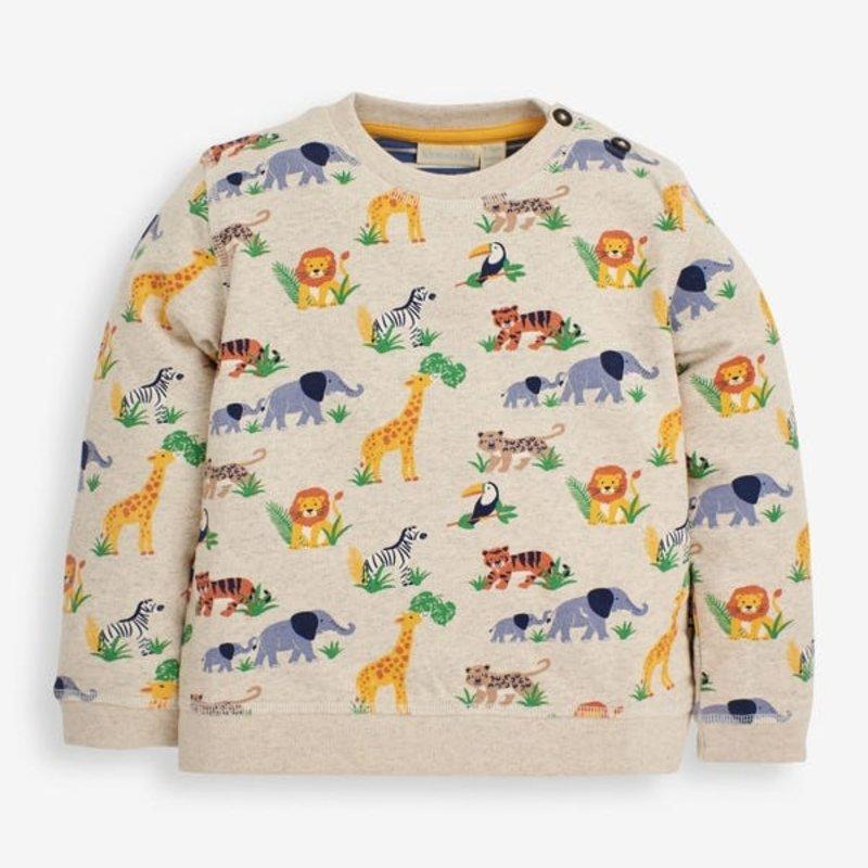 JoJo Maman Bebe JoJo Maman Safari Sweatshirt