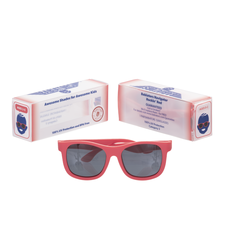 Babiators Navigator Rockin Red Kids Sunglasses