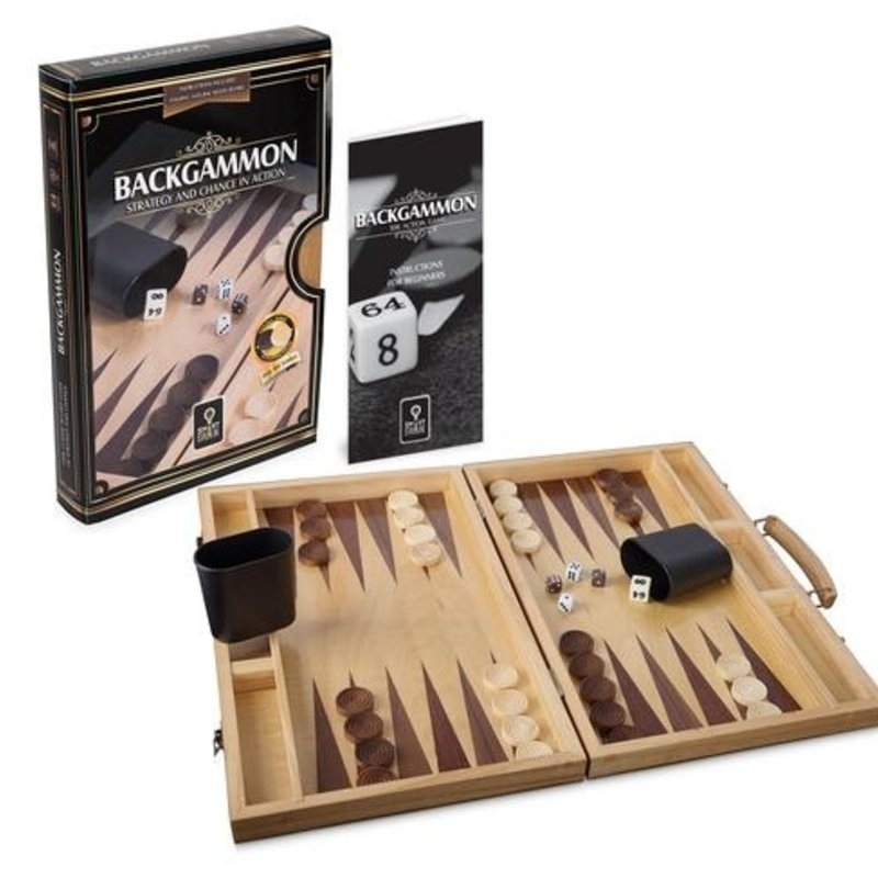 Heebie Jeebies Backgammon