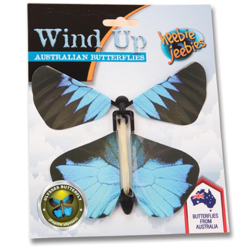 Heebie Jeebies Wind Up Butterflies