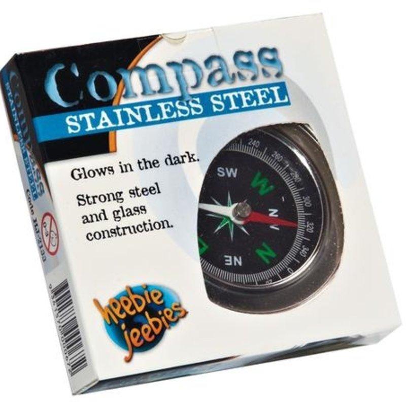 Heebie Jeebies Compass