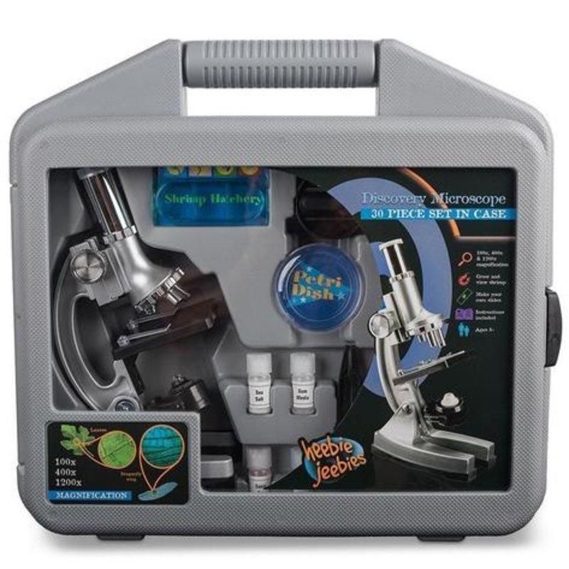 Heebie Jeebies Microscope Set