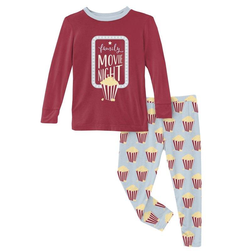 KicKee Pants KicKee Pants Kids LS PJ Set