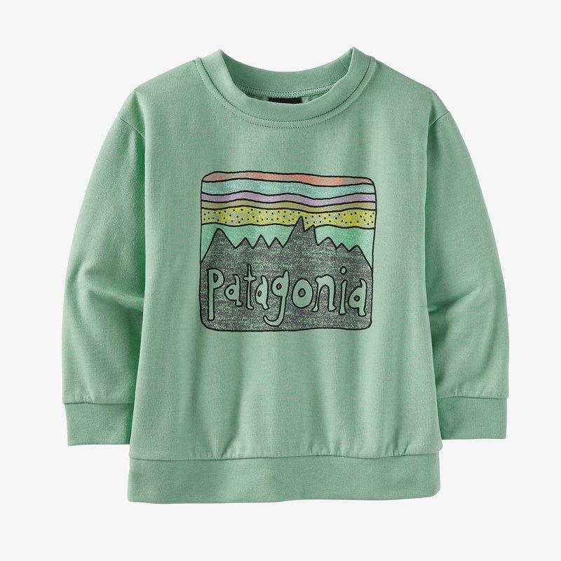 Patagonia Patagonia Girls LW Crew Sweatshirt