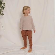 Rylee & Cru Rylee & Cru Baby Striped Long Sleeve Skater Tee