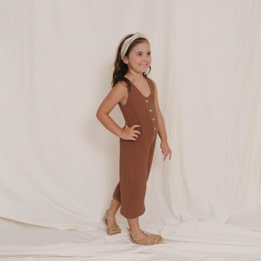 Rylee & Cru Rylee & Cru Junior Girls Bridgette Jumpsuit