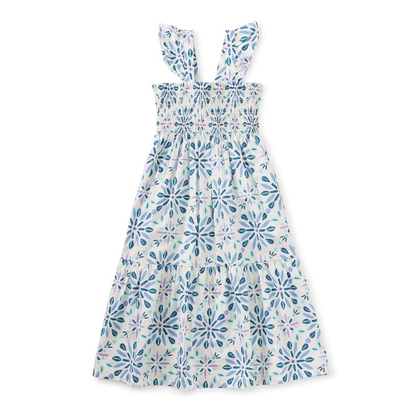 Tea Collection Tea Junior Smocked Midi Dress