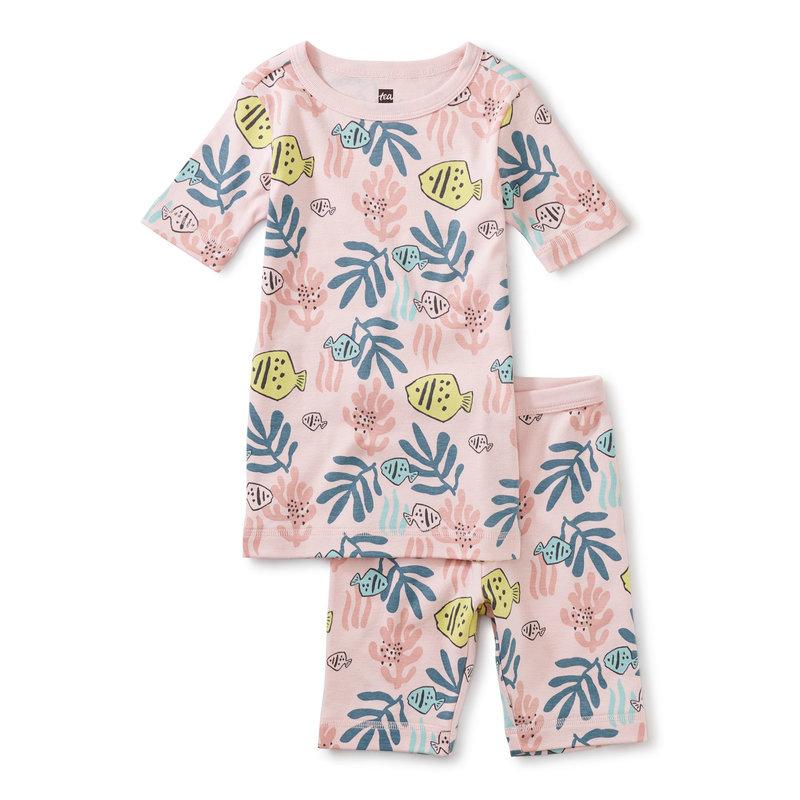Tea Collection Tea Junior In Your Dreams Pajama Set