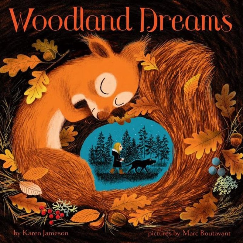 Chronicle Books - Woodland Dreams