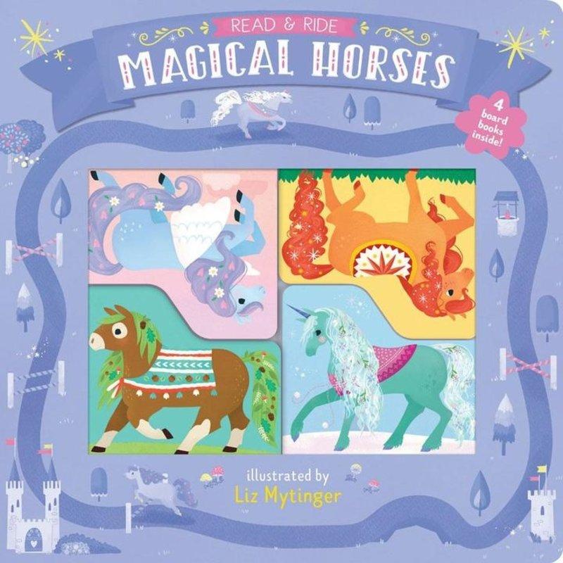 Chronicle Books - Read & Ride: Magical Horses