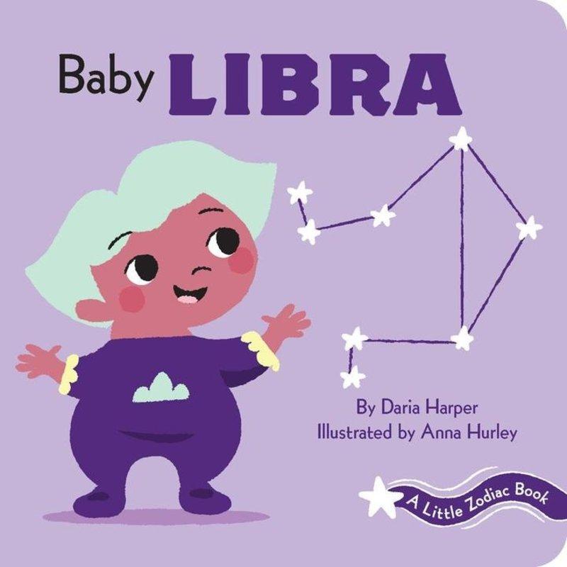 Chronicle Books - A Little Zodiac Book: Baby Libra