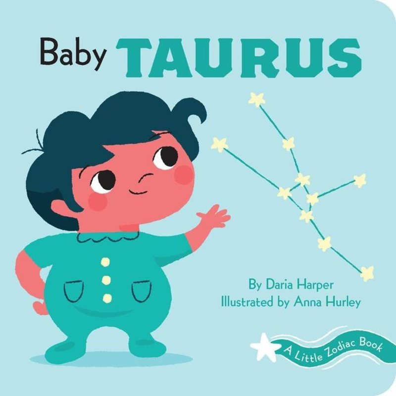 Chronicle Books - A Little Zodiac Book: Baby Taurus