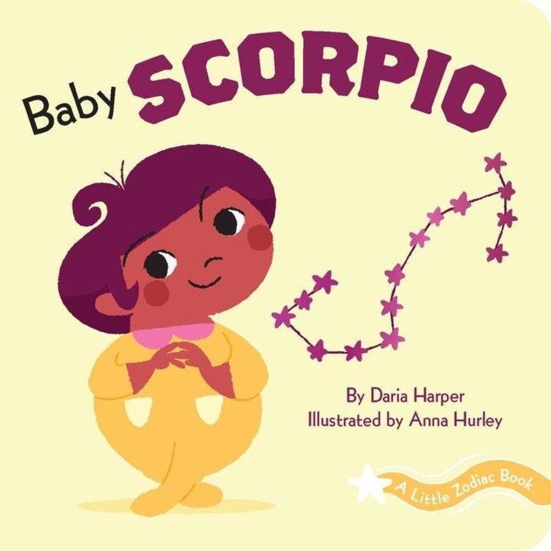 Chronicle Books - A Little Zodiac Book: Baby Scorpio