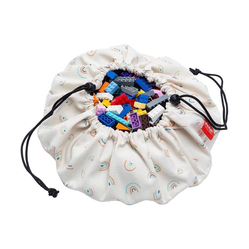 Play & Go Play & Go Mini Toy Bag - RAINBOWS