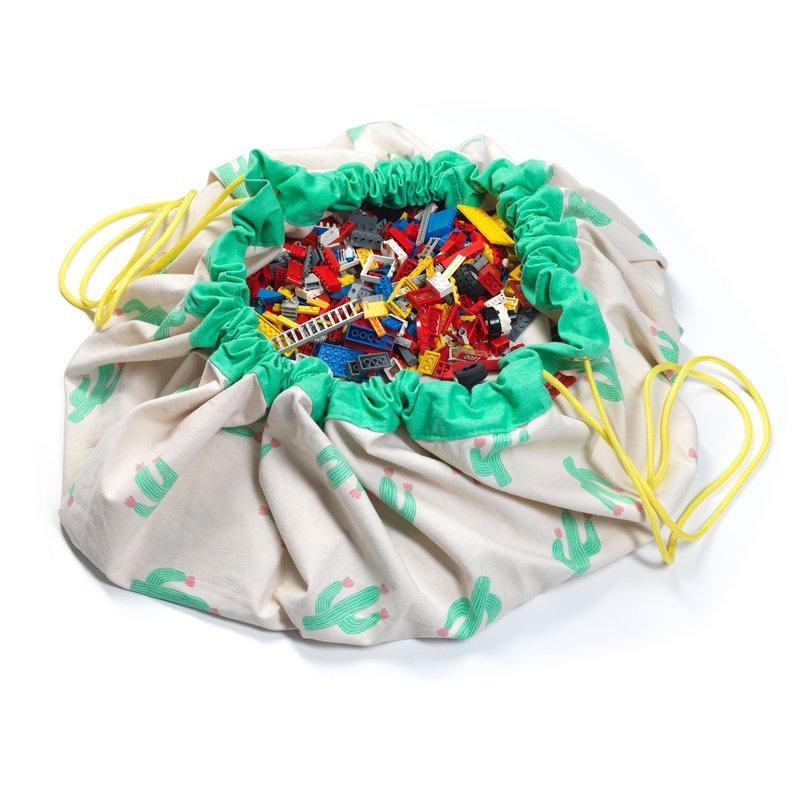 Play & Go Play & Go Toy Bag - CACTUS