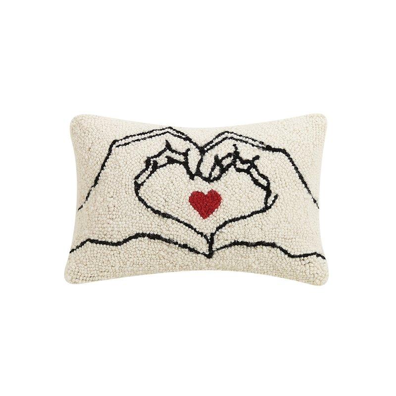 Peking Handicrafts - Heart Hands