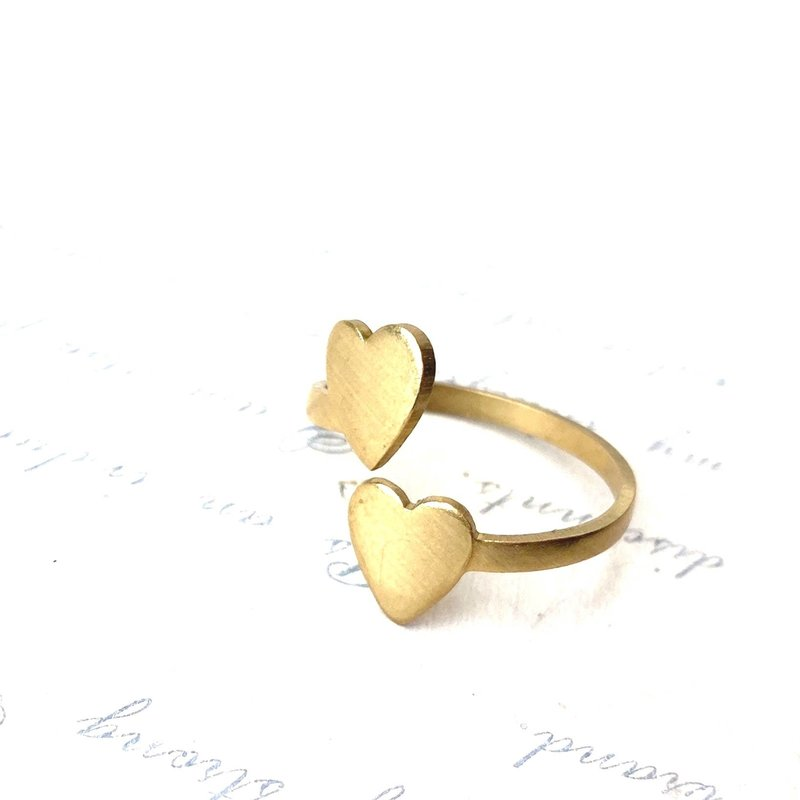 Red Truck Designs Sweetheart  Ring - GOLD