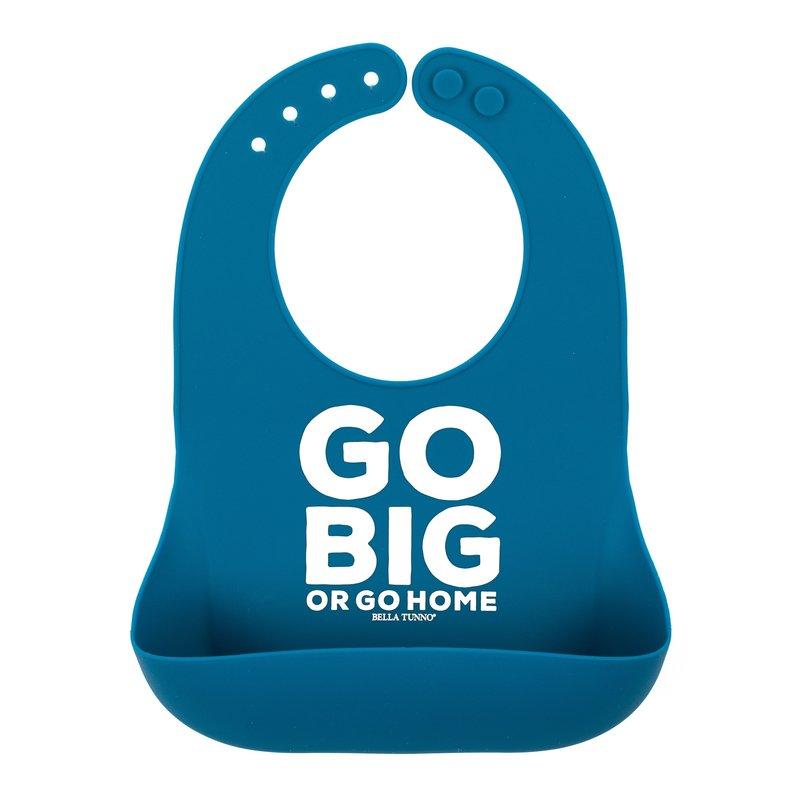 Bella Tunno Bella Tunno Wonder Bibs - Go Big