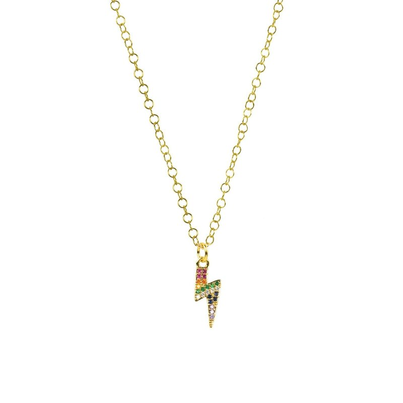 Little Miss Zoe Little Miss Zoe Sparkly Necklace - BOLT