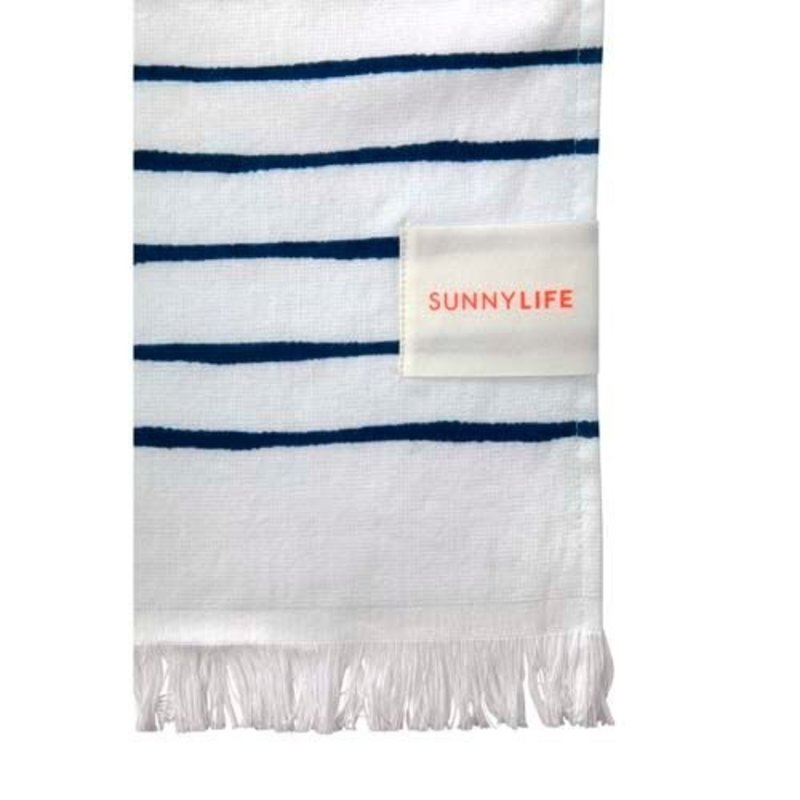 Sunnylife Turkish Towel - INDIGO
