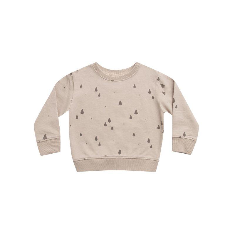 Rylee & Cru Rylee & Cru Baby Trees Sweatshirt