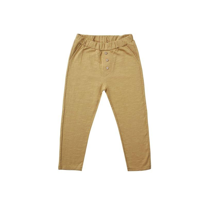 Rylee & Cru Rylee & Cru Kids Gold Cru Pant
