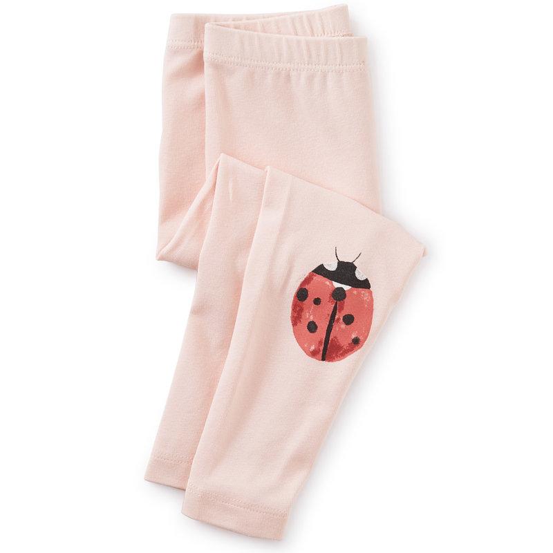 Tea Collection Tea Toddler Ladybug Leggings