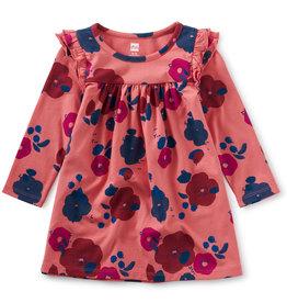 Tea Collection Tea Toddler Ruffle Shoulder Dress