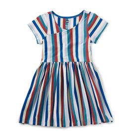 Tea Collection Tea Toddler Wrap Neck Dress