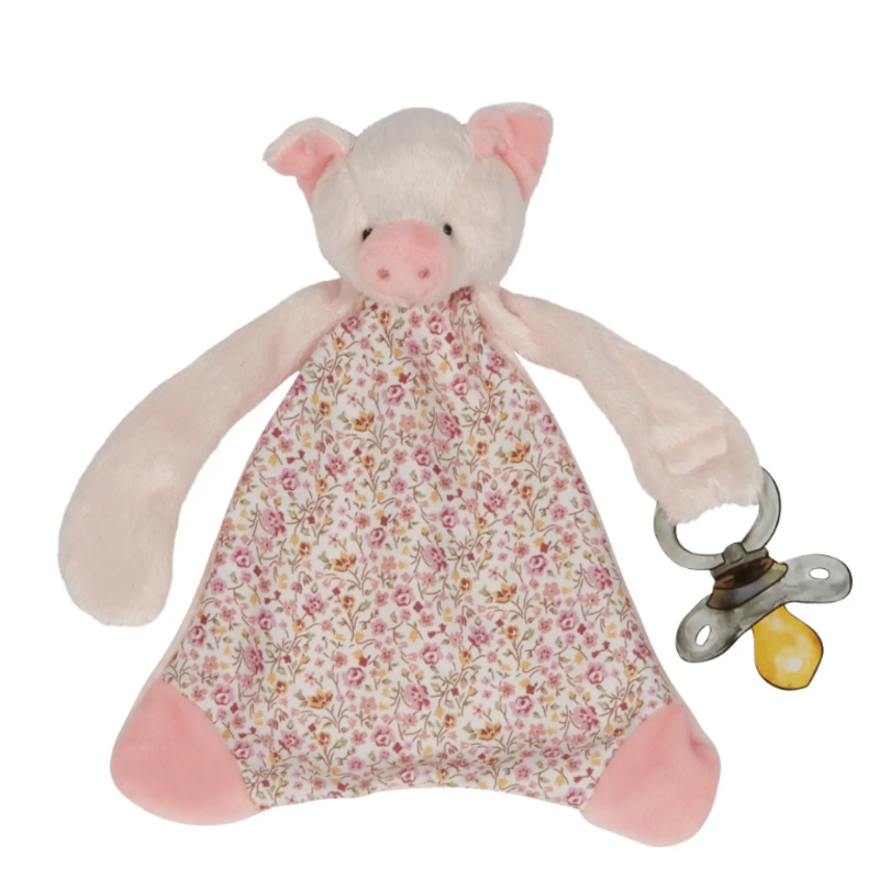 Maison Chic - Prissy The Pig Paci Blankie