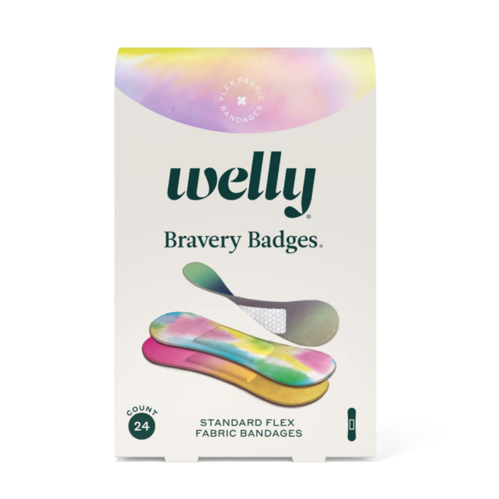 Welly Welly - Bravery Badges Colorwash Refill